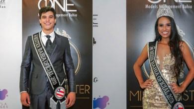 Photo of #Social: Novos Miss e Mister Bahia são escolhidos em concurso realizado em Salvador