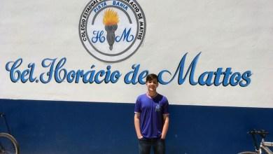Photo of Chapada: Estudante de Piatã conquista medalha de ouro em Olimpíada Brasileira de Astronomia e Astronáutica