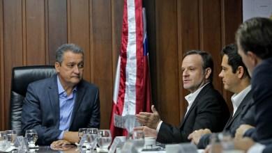 Photo of Rui Costa e Rubinho Barrichello discutem implantação de complexo automobilístico na Bahia
