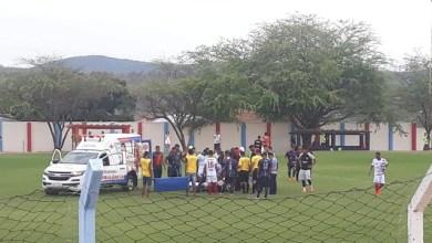 Photo of Chapada: Jovem atleta morre durante partida intermunicipal de futebol em Piritiba