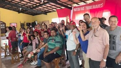 Photo of Chapada: Ex-prefeito de Nova Redenção, Ivan Soares é eleito presidente do PT municipal