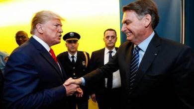"""Photo of #Mundo: Bolsonaro diz """"eu te amo"""" para Trump durante encontro em Nova Iorque"""
