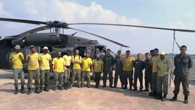 Photo of Combates a incêndios na Amazônia e na Chapada dos Guimarães contaram com brigadistas da Chapada Diamantina