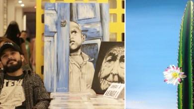Photo of Chapada: Artista plástico de Wagner é um dos selecionados pelo projeto 'Se Mostra Interior' da Funceb