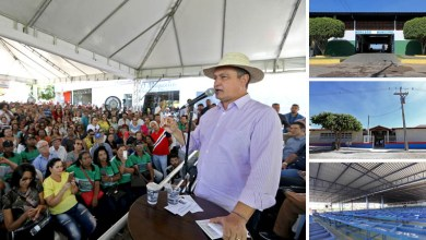 Photo of #Bahia: Rui entrega novas instalações de colégio, anuncia investimentos e fala dos 141 anos de Paramirim