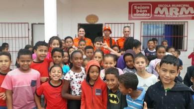 Photo of Chapada: Ações de prevenção a incêndios florestais envolvem estudantes no município de Ibicoara