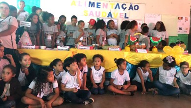 Photo of Chapada: Feira de Ciências mexe com a imaginação de estudantes de Palmeiras