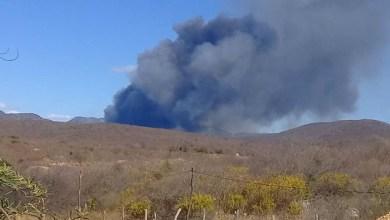 Photo of Chapada: Incêndio toma grande proporção e atinge serras das comunidades de Axuré e Tanquinho em Ipupiara