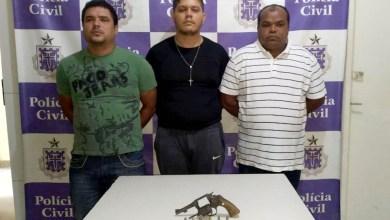 Photo of #Bahia: Operação policial localiza e prende três homicidas no município de Juazeiro