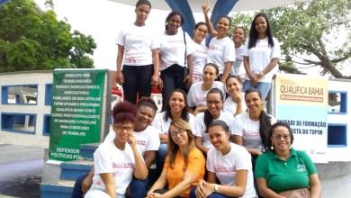 Photo of Chapada: Mulheres concluem curso de pedicure e manicure em Boa Vista do Tupim