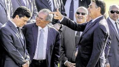 Photo of #Polêmica: Bolsonaro reclama da postura de Moro e afirma a interlocutores que está desassistido juridicamente