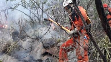 Photo of Chapada: Incêndio que atinge Rio de Contas e Livramento é tido como controlado e em fase de monitoramento