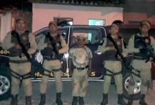 Photo of Chapada: Policiais da Rondesp participam de festa de aniversário temática no município de Utinga