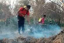 Photo of Chapada: Incêndio florestal que atingia comunidade em Nova Redenção é controlado