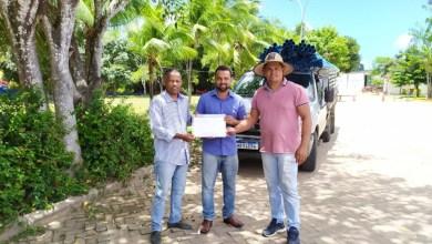 Photo of Chapada: Assentamento em Boa Vista do Tupim recebe material para irrigação