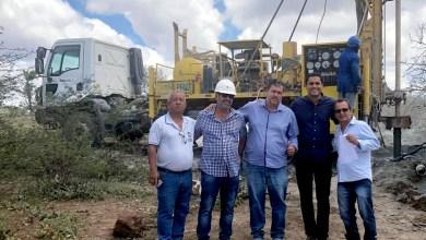 Photo of Itaberaba: Comunidade rural de Formosa ganha poço artesiano; prefeito agradece a deputado
