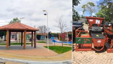 Photo of Chapada: Prefeitura de Nova Redenção entrega novos equipamentos públicos à população