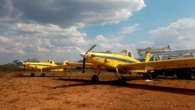Photo of Chapada: Aeronaves são enviadas pelo governo para combater incêndios em municípios da região