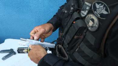Photo of #Bahia: Armas e celulares de policiais militares associados são apreendidos para perícia