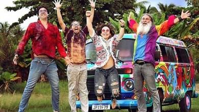 Photo of Chapada: Banda de rock grava videoclipe durante festa no município de Lençóis