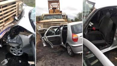 Photo of Chapada: Acidente envolvendo caminhão deixa dois mortos e um ferido na região de Itaberaba