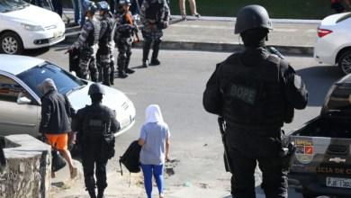 Photo of #Bahia: Policial que alegou ter viatura atacada em Salvador foi um dos conduzidos da Aspra