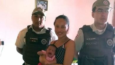 Photo of Chapada: Criança se engasga com leite materno e é salva por policiais militares em Ibiquera