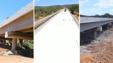 Photo of Chapada: Obras de duplicação de ponte sobre o Rio das Contas são concluídas na região de Tanhaçu