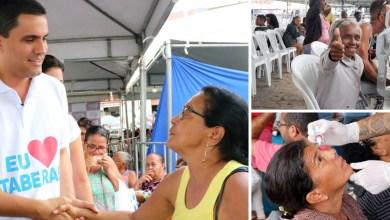Photo of Chapada: Milhares de pessoas participam do primeiro dia da Feira Cidadã em Itaberaba