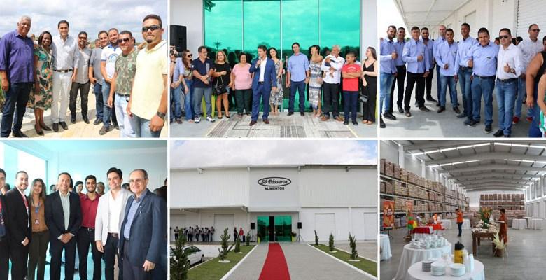 Photo of Chapada: Galpão de distribuição da Rede Só Pássaros é inaugurado em Itaberaba e amplia geração de empregos