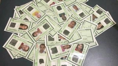 Photo of Chapada: Cidadãos de Nova Redenção recebem carteiras de identidade; mais de 300 já foram requeridas