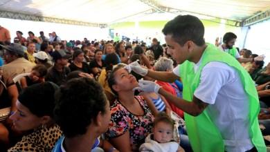 Photo of Chapada: Feira Cidadã oferece consultas e exames para população de Itaberaba nesta quinta