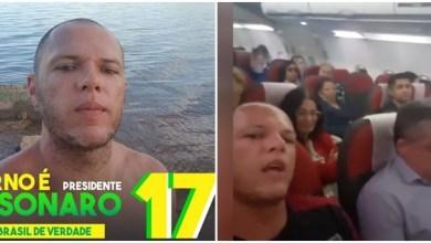 Photo of #Brasil: Militante bolsonarista mente para PF e vai responder a processo após atacar deputado petista