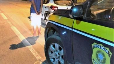 Photo of Chapada: Foragido da Justiça por roubo é preso pela PRF na região do município de Seabra