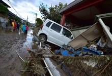 Photo of #Mundo: Número de mortos chega a 67 após passagem de tufão no Japão