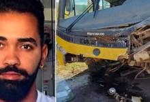 Photo of Chapada: Grave acidente entre carro e ônibus escolar deixa uma pessoa morta em Ituaçu