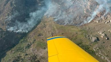 Photo of Chapada: Chuva ajuda a controlar novo incêndio florestal que atingiu vegetação em Rio de Contas
