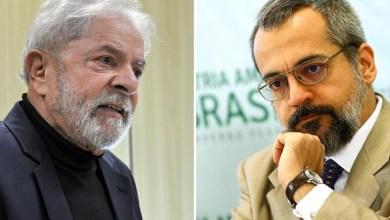 Photo of #Polêmica: Ministro da Educação diz que o ex-presidente Lula é admirador de Hitler