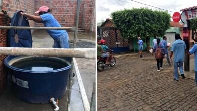 Photo of Chapada: Ação mostra como acabar com mosquito Aedes aegypti em Nova Redenção