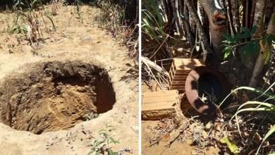 Photo of Chapada: Idoso é encontrado morto em poço na sua propriedade no município de Piritiba