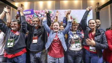 Photo of #Brasil: Gleisi Hoffmann foi reeleita presidente do PT e quer melhorar comunicação