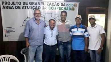 Photo of Chapada: Governo de Nova Redenção se prepara para implantação de laticínio na região