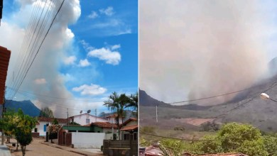 Photo of Chapada: Novo incêndio em Rio de Contas é identificado; Corpo de Bombeiros pede investigação