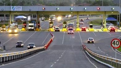 Photo of Tarifas de pedágio entre a Estrada do Coco e Linha Verde serão reajustadas na próxima segunda-feira