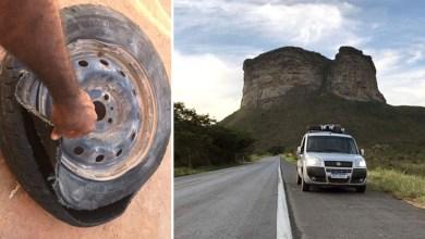 Photo of Chapada: Motoristas reclamam das péssimas condições da BR-242 que corta municípios da região