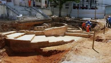 Photo of #Bahia: Escavações desenterram provável estrutura de teatro do século XIX em Salvador