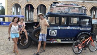 Photo of Chapada: Família argentina chega ao município de Lençóis após quase duas décadas de viagem ao redor do mundo