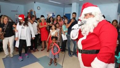 Photo of #Salvador: Crianças internadas contam com programação especial de Natal no HGRS