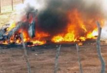 Photo of #Bahia: Três pessoas morrem em incêndio após grave acidente de carro em São Gabriel
