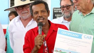 Photo of Chapada: Cadastros ambientais de imóveis rurais são entregues a pequenos agricultores de Andaraí